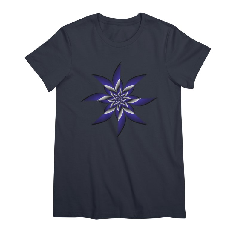 Ninja Star Pincher Women's Premium T-Shirt by nickaker's Artist Shop