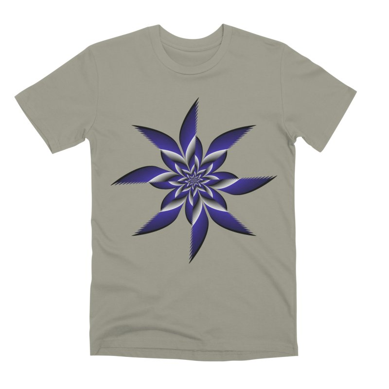 Ninja Star Pincher Men's Premium T-Shirt by nickaker's Artist Shop