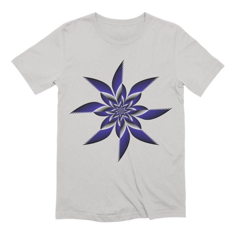 Ninja Star Pincher Men's Extra Soft T-Shirt by nickaker's Artist Shop