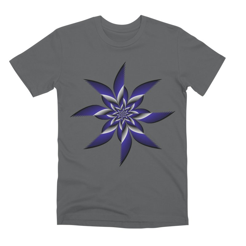 Ninja Star Pincher Men's Premium T-Shirt by nickaker's Artist Shop