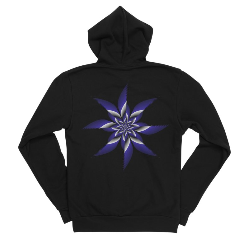 Ninja Star Pincher Women's Zip-Up Hoody by nickaker's Artist Shop