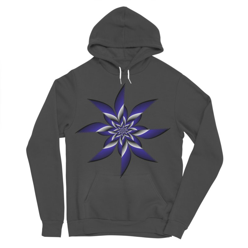Ninja Star Pincher Women's Sponge Fleece Pullover Hoody by nickaker's Artist Shop