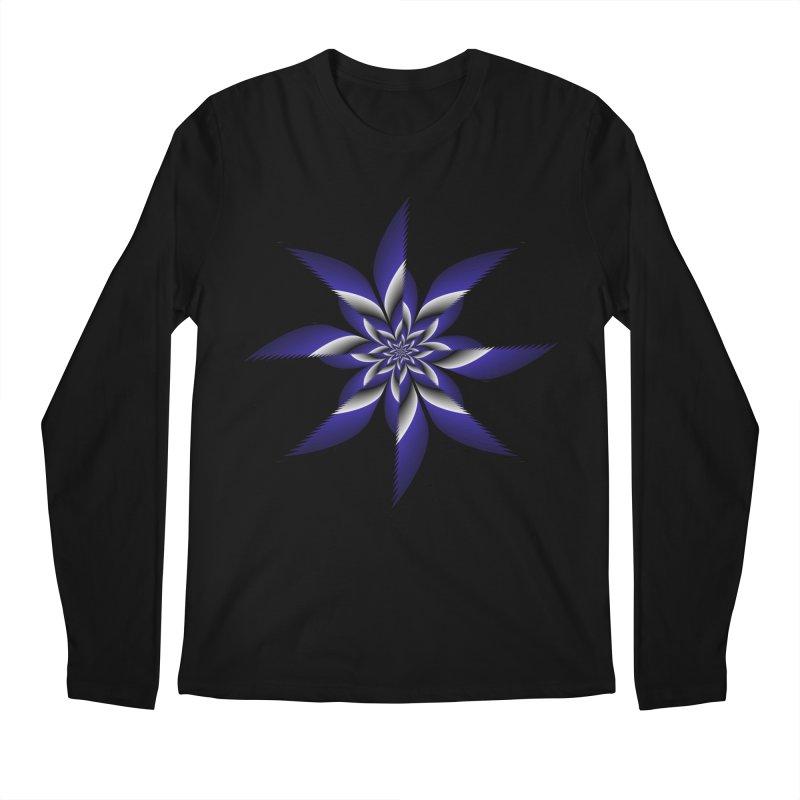 Ninja Star Pincher Men's Regular Longsleeve T-Shirt by nickaker's Artist Shop