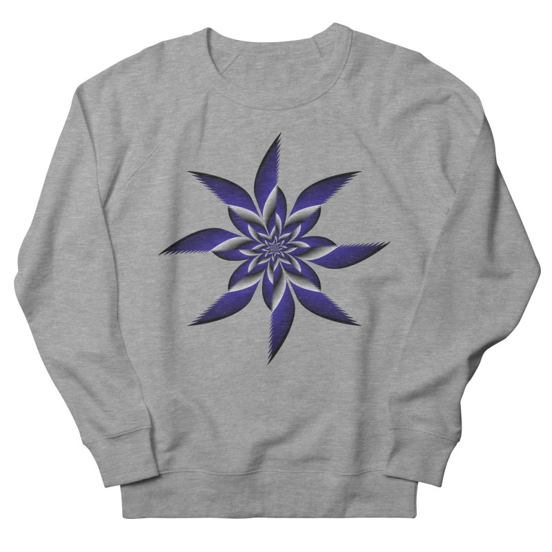 Ninja Star Pincher Women's French Terry Sweatshirt by nickaker's Artist Shop