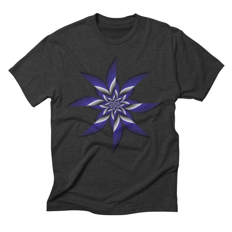 Ninja Star Pincher Men's Triblend T-Shirt by nickaker's Artist Shop
