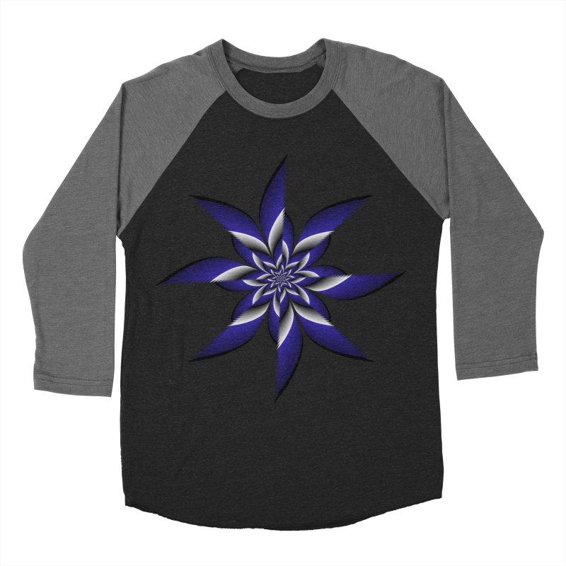 Ninja Star Pincher Women's Baseball Triblend Longsleeve T-Shirt by nickaker's Artist Shop