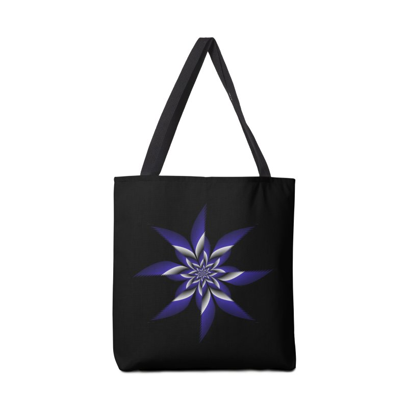 Ninja Star Pincher Accessories Bag by nickaker's Artist Shop