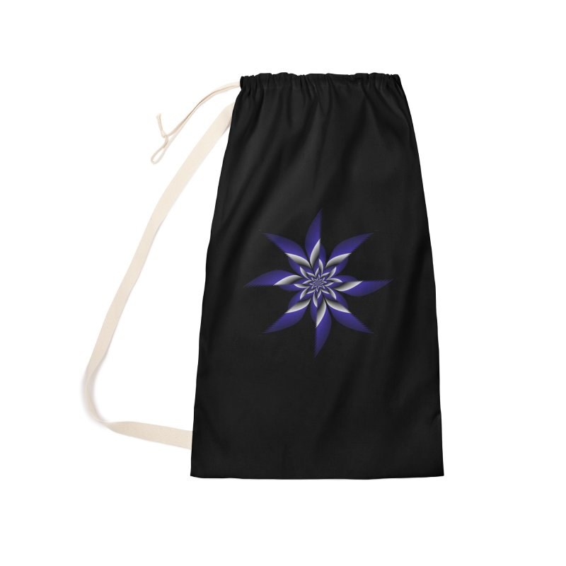 Ninja Star Pincher Accessories Laundry Bag Bag by nickaker's Artist Shop