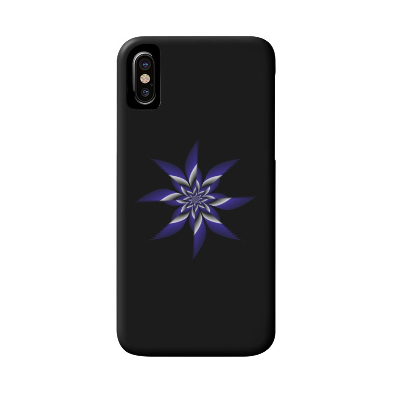 Ninja Star Pincher Accessories Phone Case by nickaker's Artist Shop