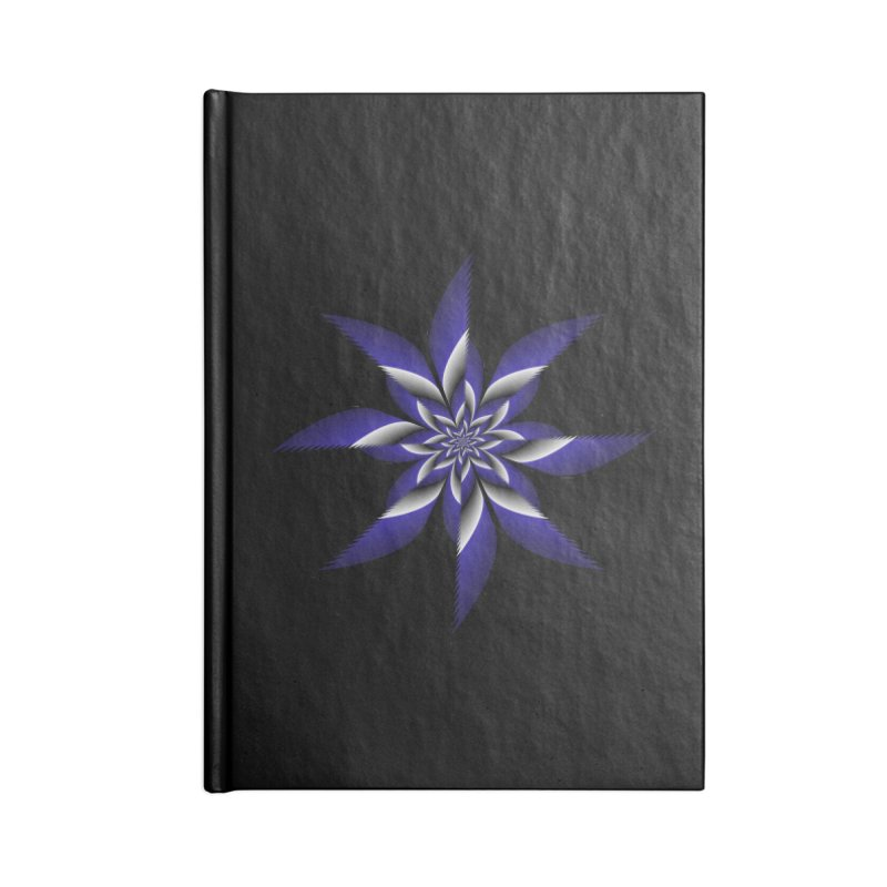 Ninja Star Pincher Accessories Lined Journal Notebook by nickaker's Artist Shop