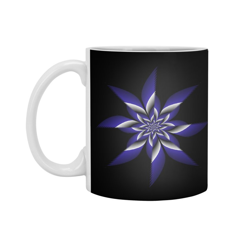 Ninja Star Pincher Accessories Standard Mug by nickaker's Artist Shop