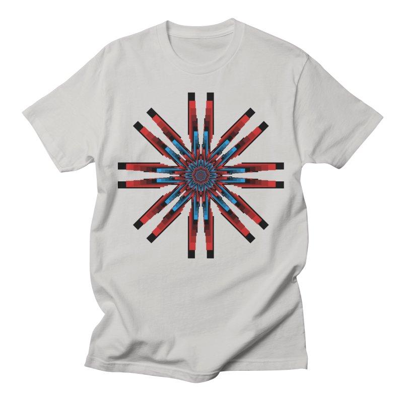 Gears - RvB Men's T-Shirt by nickaker's Artist Shop