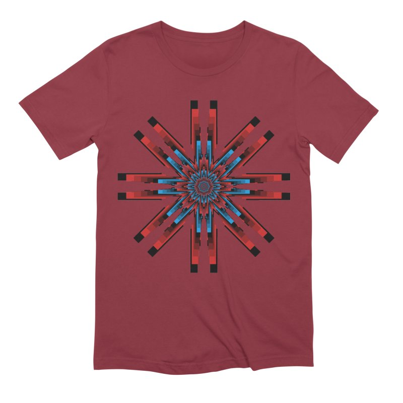 Gears - RvB Men's Extra Soft T-Shirt by nickaker's Artist Shop
