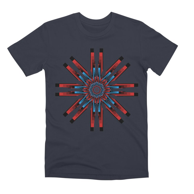 Gears - RvB Men's Premium T-Shirt by nickaker's Artist Shop
