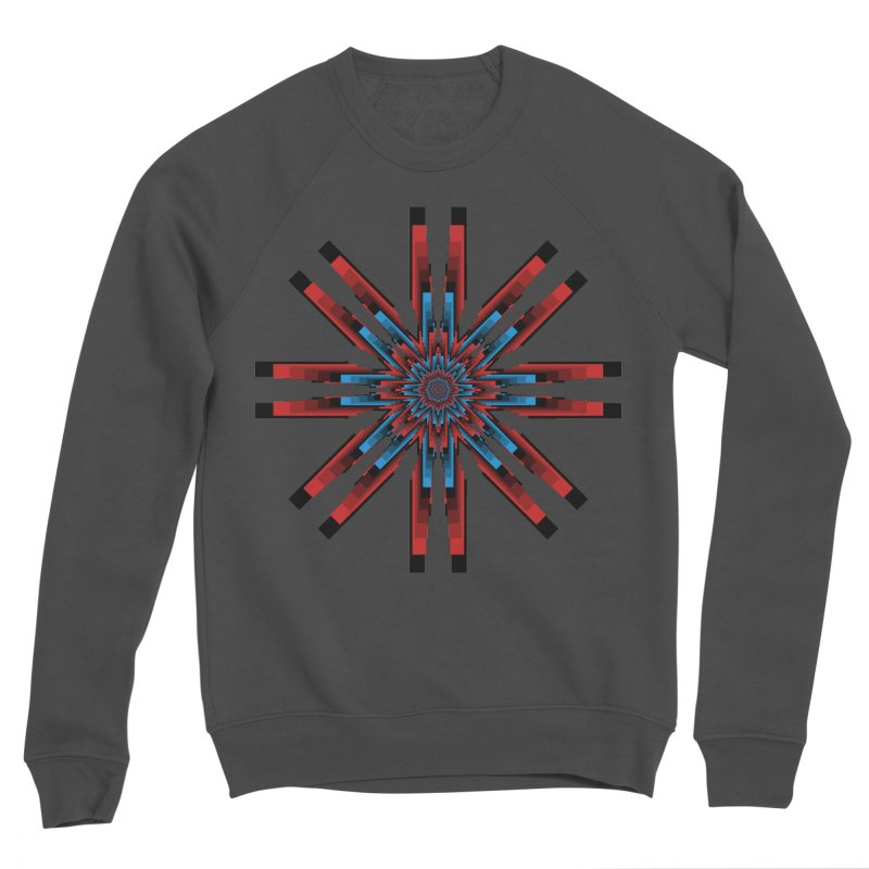 Gears - RvB Women's Sponge Fleece Sweatshirt by nickaker's Artist Shop