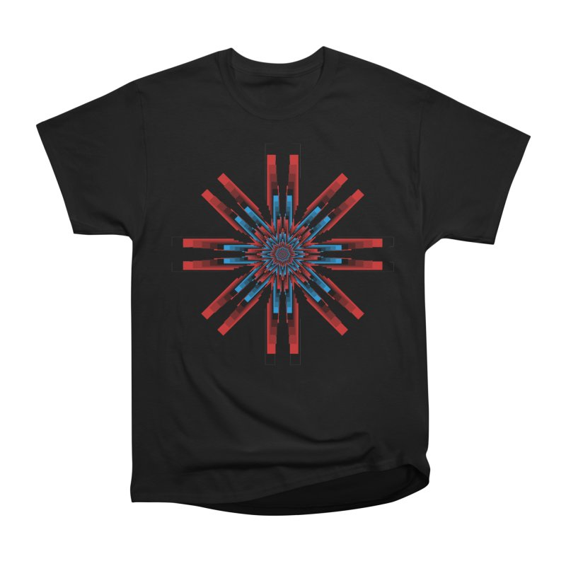 Gears - RvB Men's Heavyweight T-Shirt by nickaker's Artist Shop