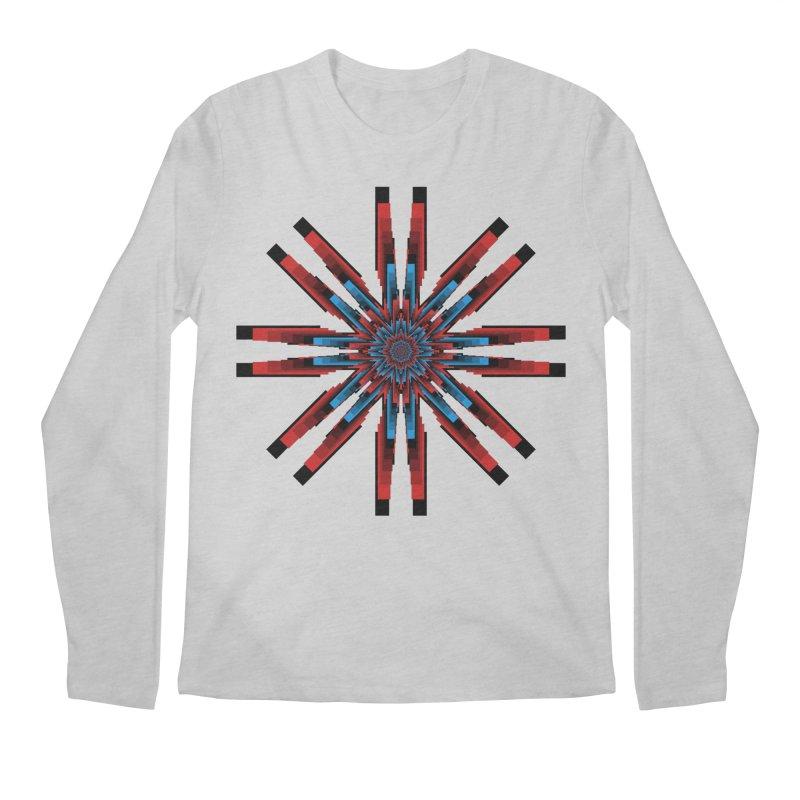 Gears - RvB Men's Longsleeve T-Shirt by nickaker's Artist Shop