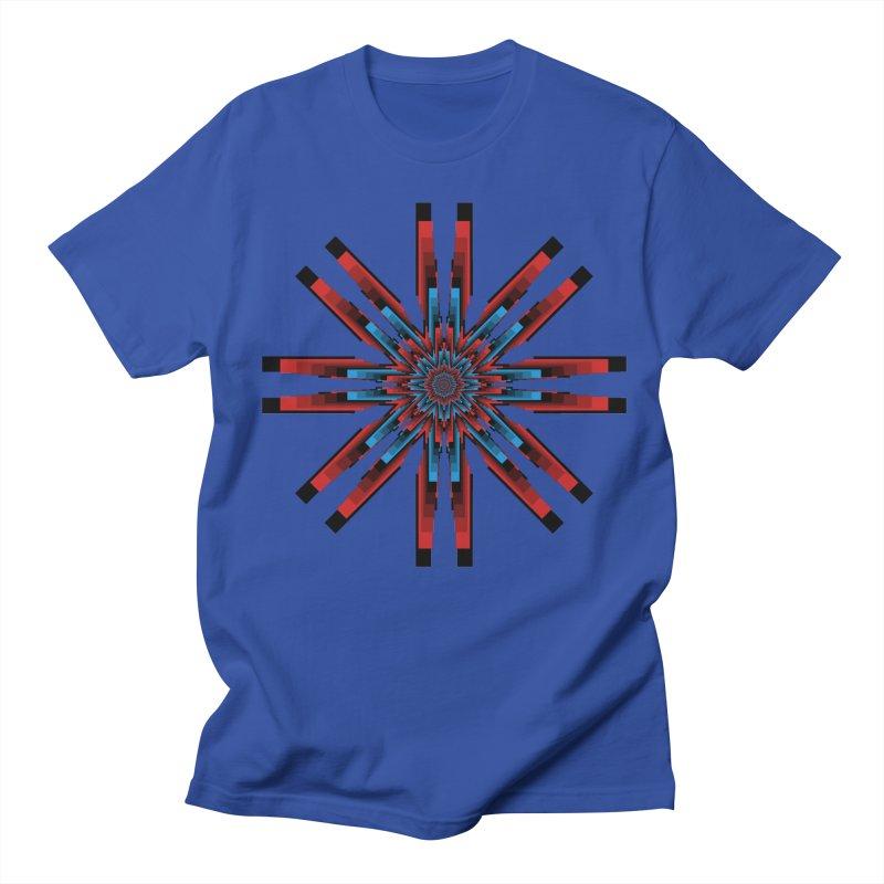 Gears - RvB Men's Regular T-Shirt by nickaker's Artist Shop