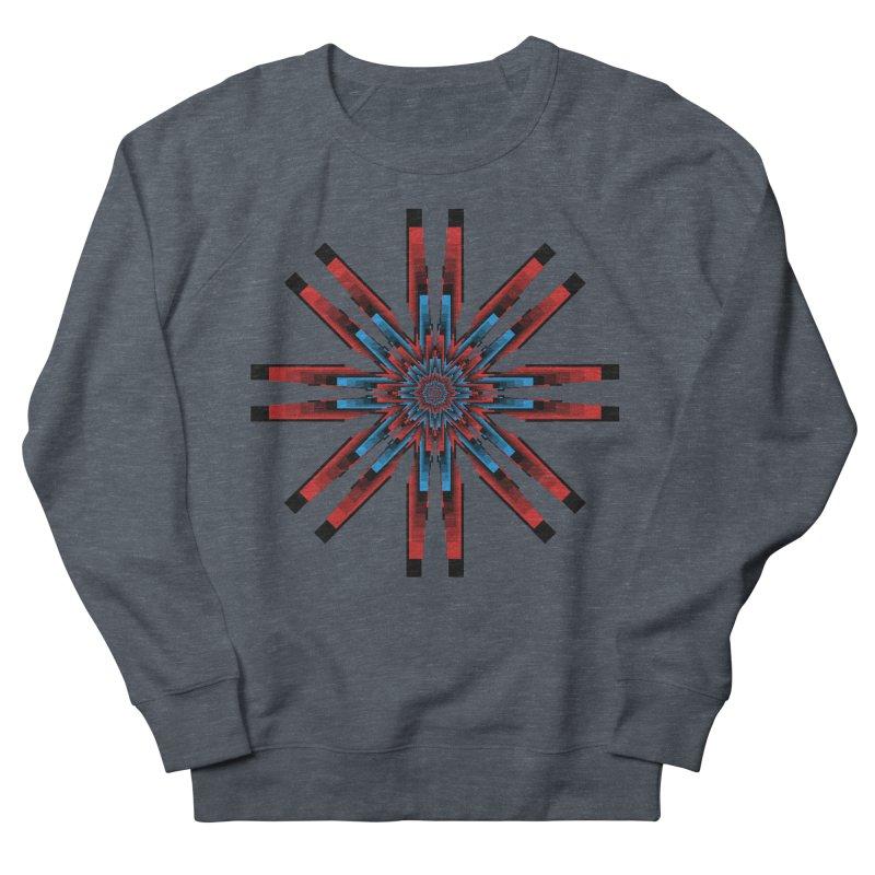 Gears - RvB Women's French Terry Sweatshirt by nickaker's Artist Shop