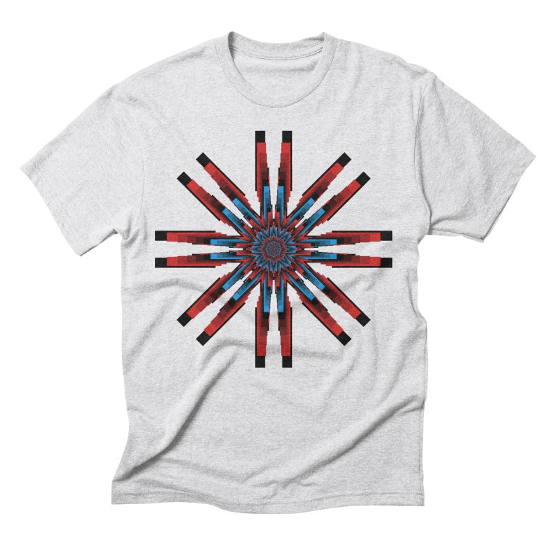 Gears - RvB Men's Triblend T-Shirt by nickaker's Artist Shop