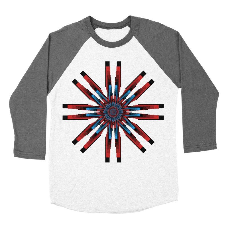 Gears - RvB Women's Baseball Triblend Longsleeve T-Shirt by nickaker's Artist Shop