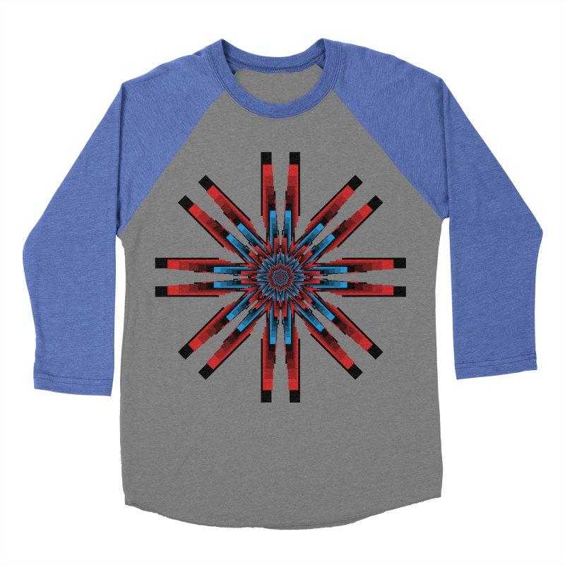 Gears - RvB Men's Baseball Triblend Longsleeve T-Shirt by nickaker's Artist Shop