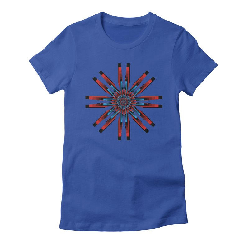 Gears - RvB Women's Fitted T-Shirt by nickaker's Artist Shop