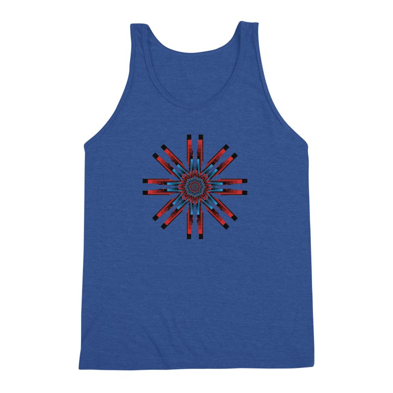 Gears - RvB Men's Triblend Tank by nickaker's Artist Shop