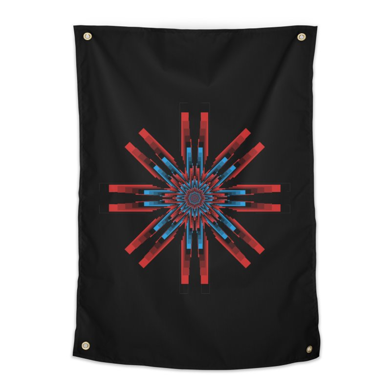 Gears - RvB Home Tapestry by nickaker's Artist Shop