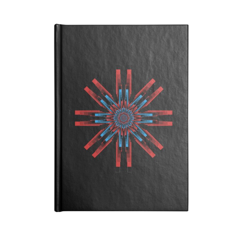 Gears - RvB Accessories Lined Journal Notebook by nickaker's Artist Shop