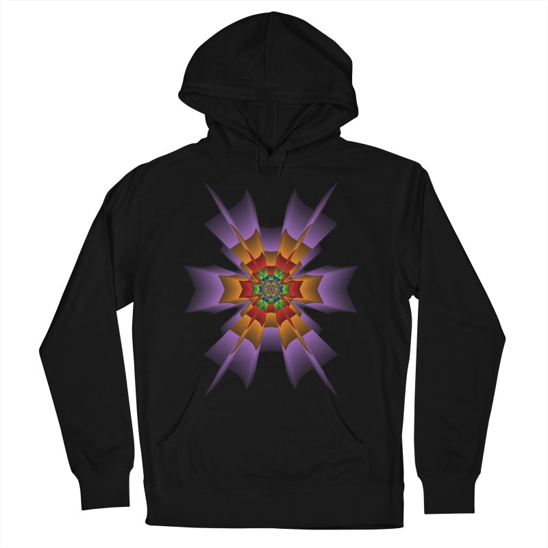 145 Men's French Terry Pullover Hoody by nickaker's Artist Shop