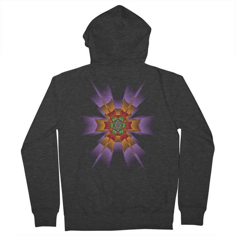 145 Women's French Terry Zip-Up Hoody by nickaker's Artist Shop