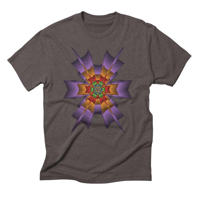 145 Men's Triblend T-Shirt by nickaker's Artist Shop