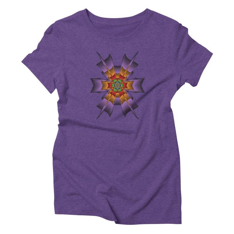 145 Women's Triblend T-Shirt by nickaker's Artist Shop