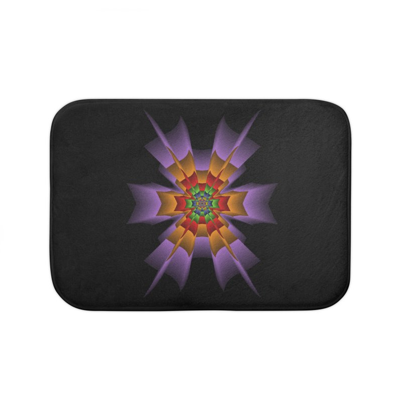 145 Home Bath Mat by nickaker's Artist Shop