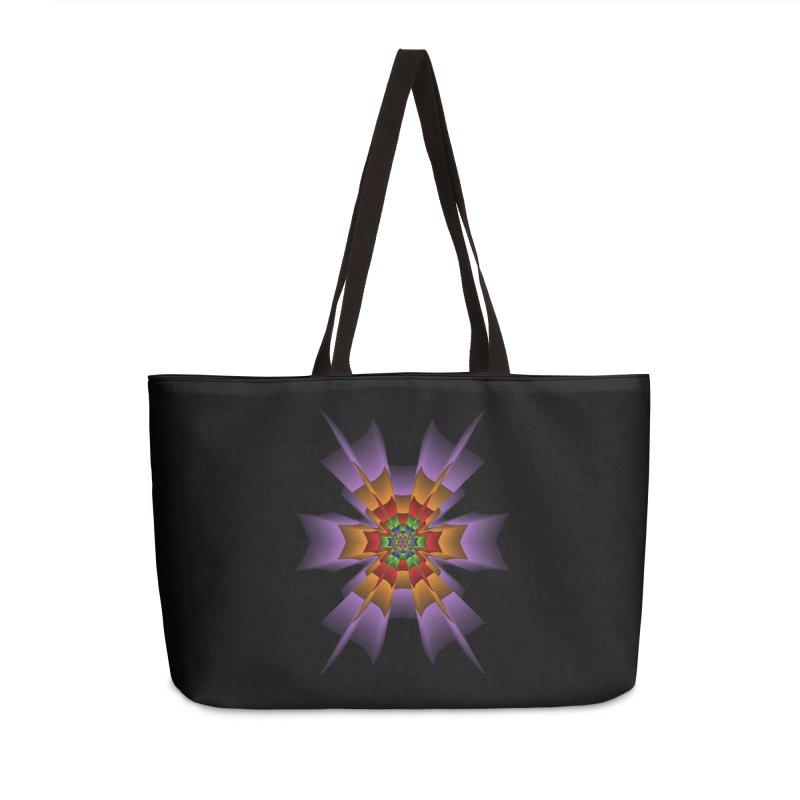 145 Accessories Weekender Bag Bag by nickaker's Artist Shop