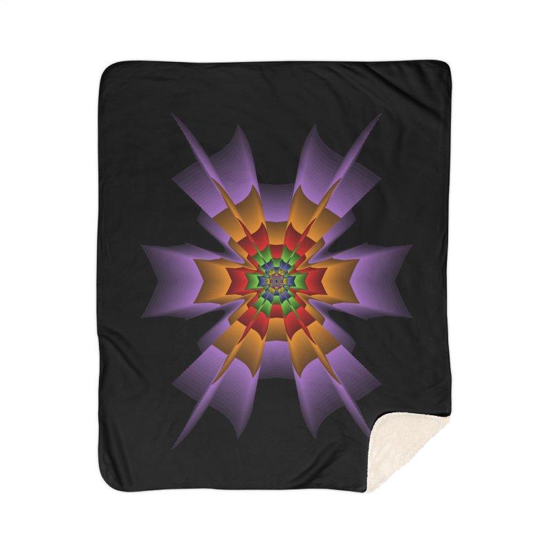 145 Home Sherpa Blanket Blanket by nickaker's Artist Shop