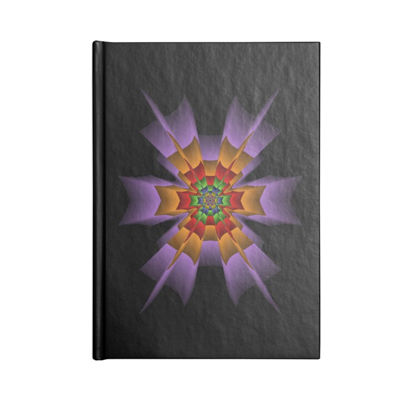 145 Accessories Lined Journal Notebook by nickaker's Artist Shop