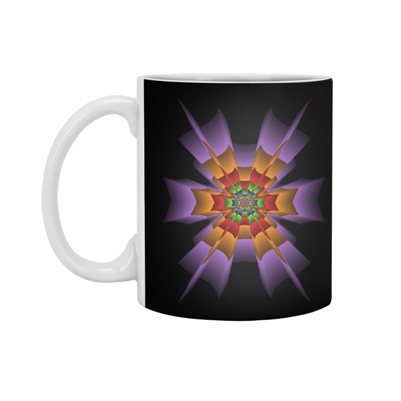 145 Accessories Standard Mug by nickaker's Artist Shop