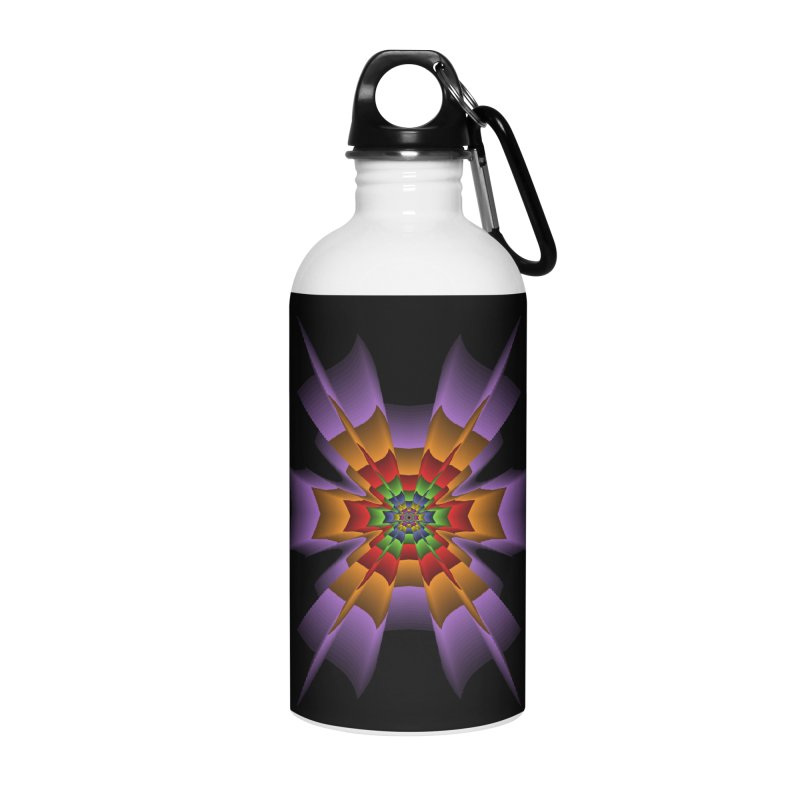 145 Accessories Water Bottle by nickaker's Artist Shop