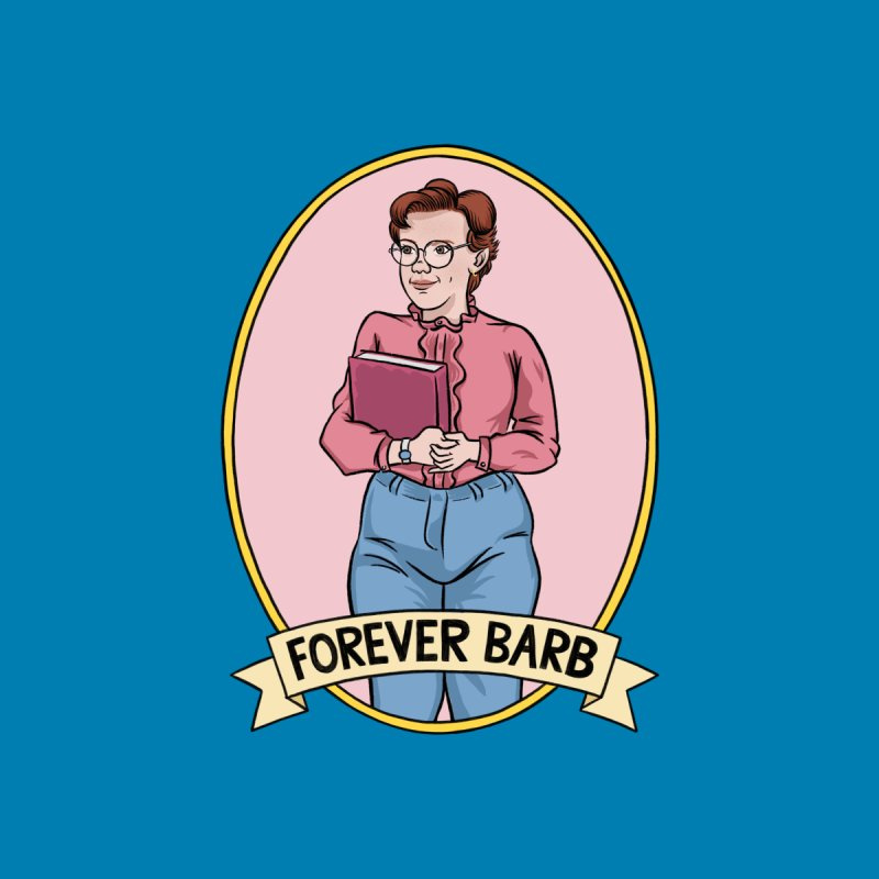 """Stranger Things """"Forever Barb"""" Women's Tank by Nick Lacke's Shirt Shop"""