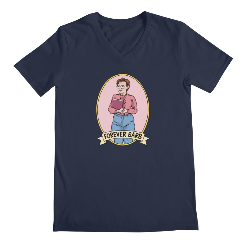 """Stranger Things """"Forever Barb"""" Men's  by Nick Lacke's Shirt Shop"""