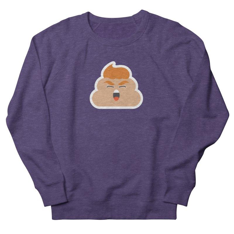 Donald Dump Men's Sweatshirt by Nick Lacke's Shirt Shop