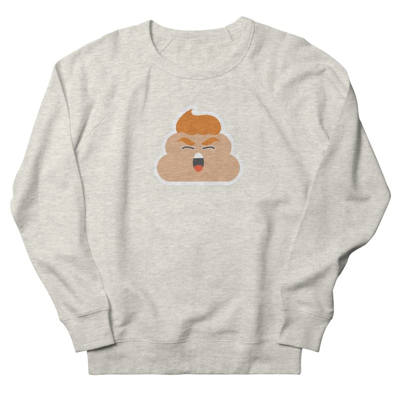 Donald Dump Men's Sweatshirt by Nick Lacke's Shirt Shop