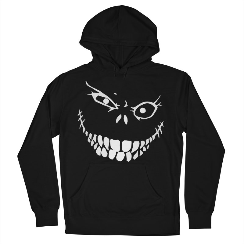 Crazy Monster Grin Women's Pullover Hoody by Nicklas Gustafsson