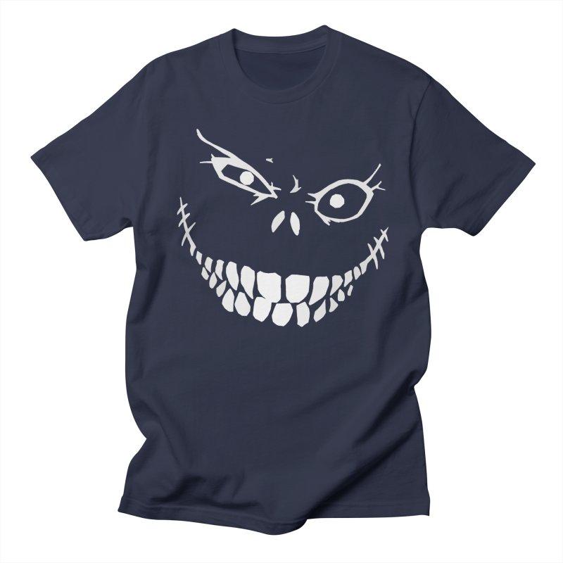Crazy Monster Grin Men's T-shirt by Nicklas Gustafsson