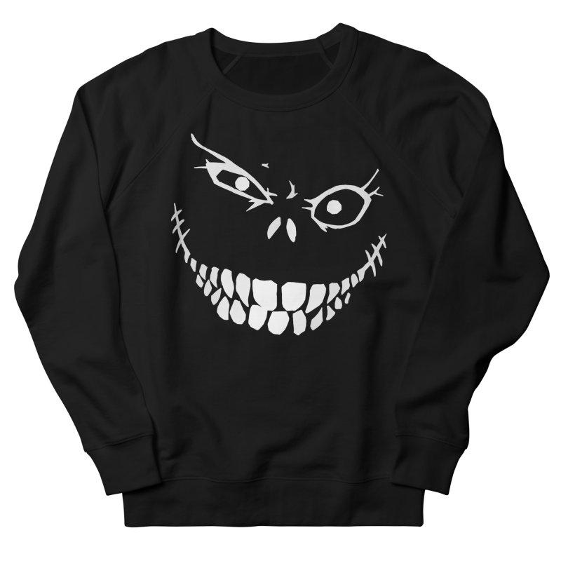 Crazy Monster Grin Men's Sweatshirt by Nicklas Gustafsson