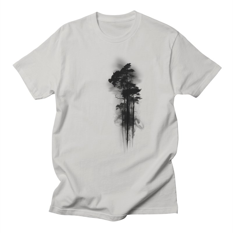 Enchanted Forest Men's T-shirt by Nicklas Gustafsson
