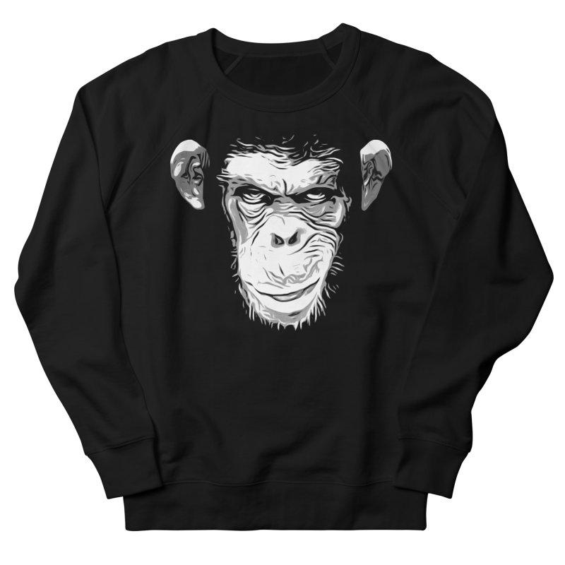 Evil Monkey Men's Sweatshirt by Nicklas Gustafsson