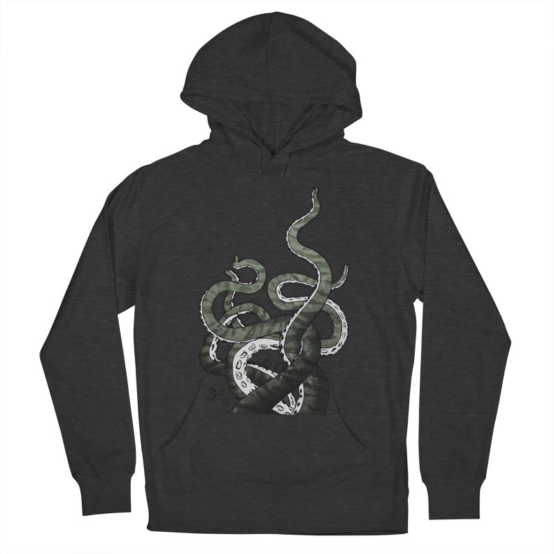 Octopus Tentacles Women's Pullover Hoody by Nicklas Gustafsson